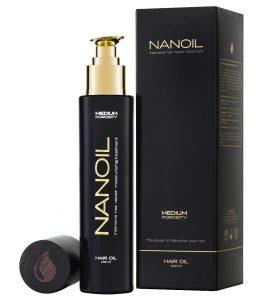 Beste im Haar-Styling - Öl Nanoil